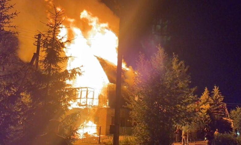 В Канаде сгорела пятая католическая церковь на фоне ситуации со школами для индейцев